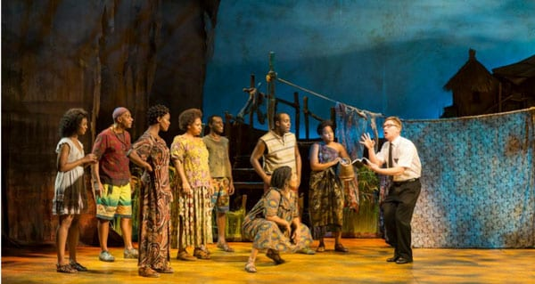 Book Of Mormon Tickets London at Prince Of Wales Theatre