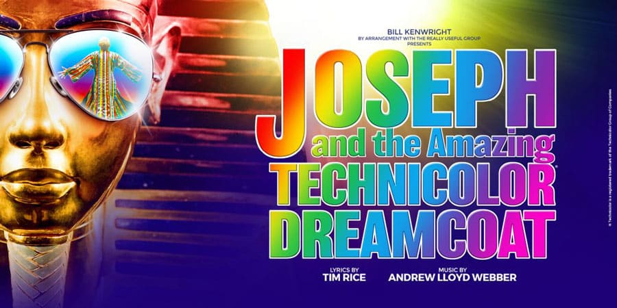 Joseph and the Amazing Technicolor Dreamcoat UK Tour tickets