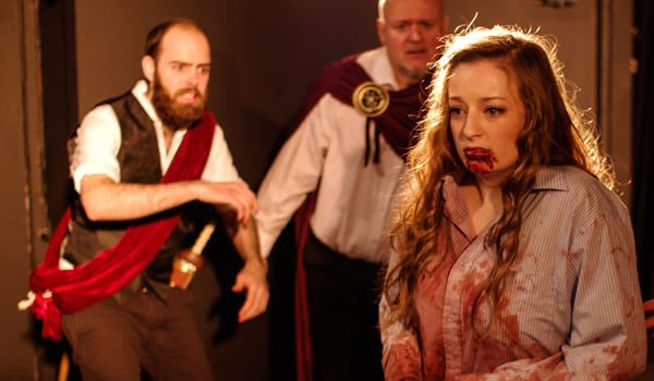 Titus Andronicus at New Wimbledon Theatre