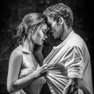 Romeo and Juliet at the Garrick Theatre