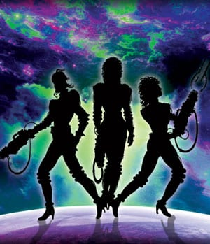 Saucy Jack and the Space Vixens