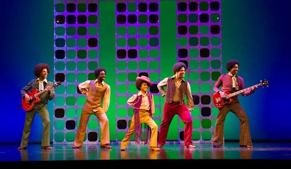 Motown The Muiscal at the Shaftesbury Theatre