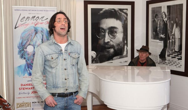 Book Now for Lennon - Through A Glass Onion