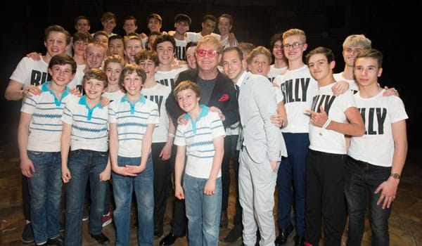 Billy Elliot Closes at London's Victoria Palace Theatre