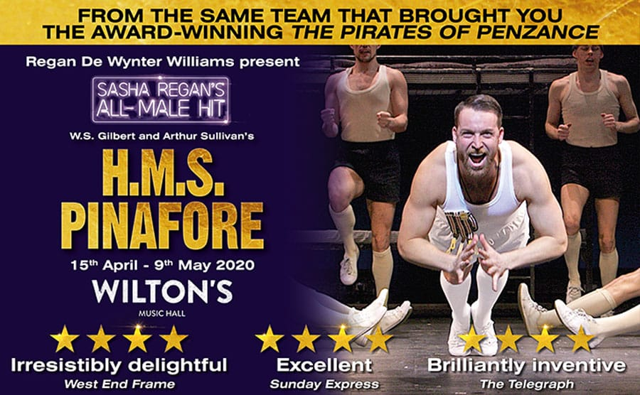 HMS Pinafore Tour