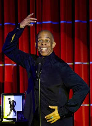 Chritian Holder at Crazy Coqs