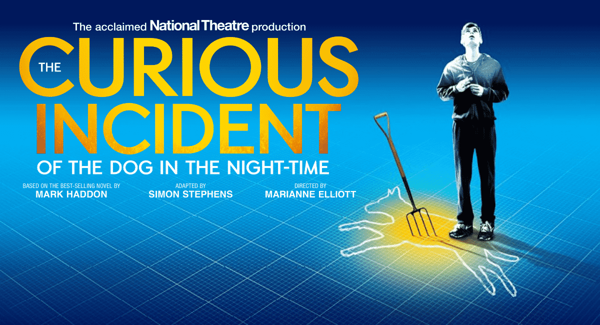 The Curious Incident of the dog in the Night Time Tour