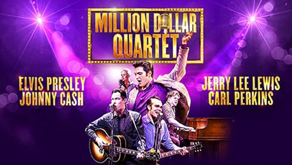 Million Dollar Quartet UK Tour tickets