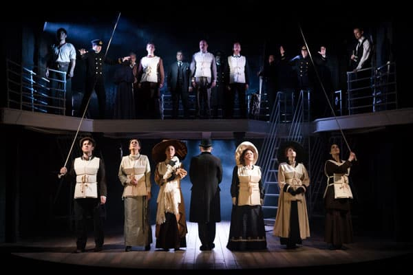 Book now for Titanic The Musical at the Charing Cross Theatre