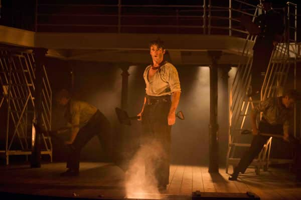 Book tickets for Titanic at Charing Cross Theatre