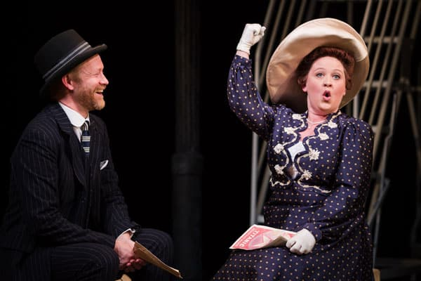 Titanic the Musical at Charing Cross Theatre