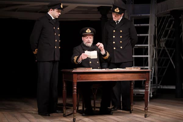 Book now for Titanic the musical