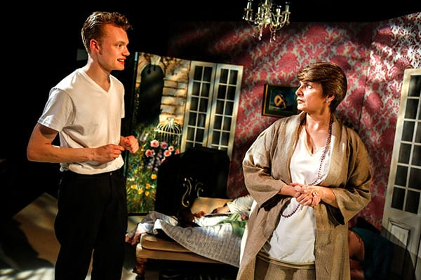 The Past Is A Tattoed Sailor at the Old Red Lion Theatre