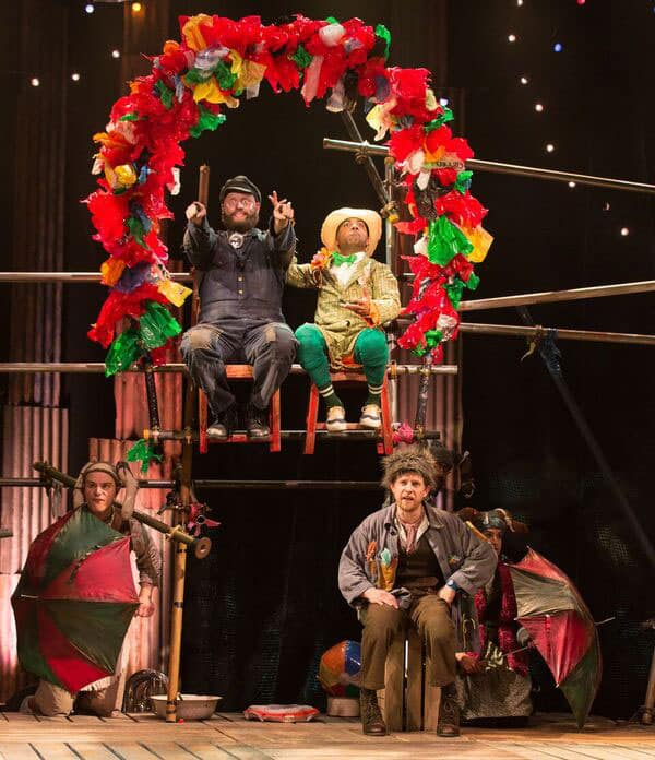 Book now for Wind In The Willows at Mercury Theatre Colchester