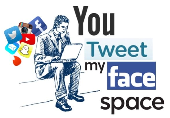 You Tweet My Face Space