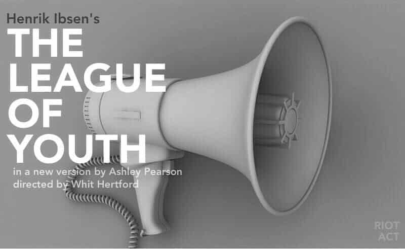 The League Of Youth at Theatre N16