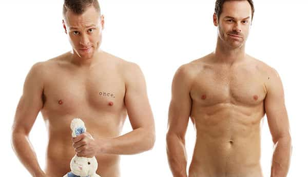 The Naked Magicians - Book Now