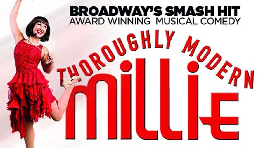 Thoroughly Modern Millie UK Tour