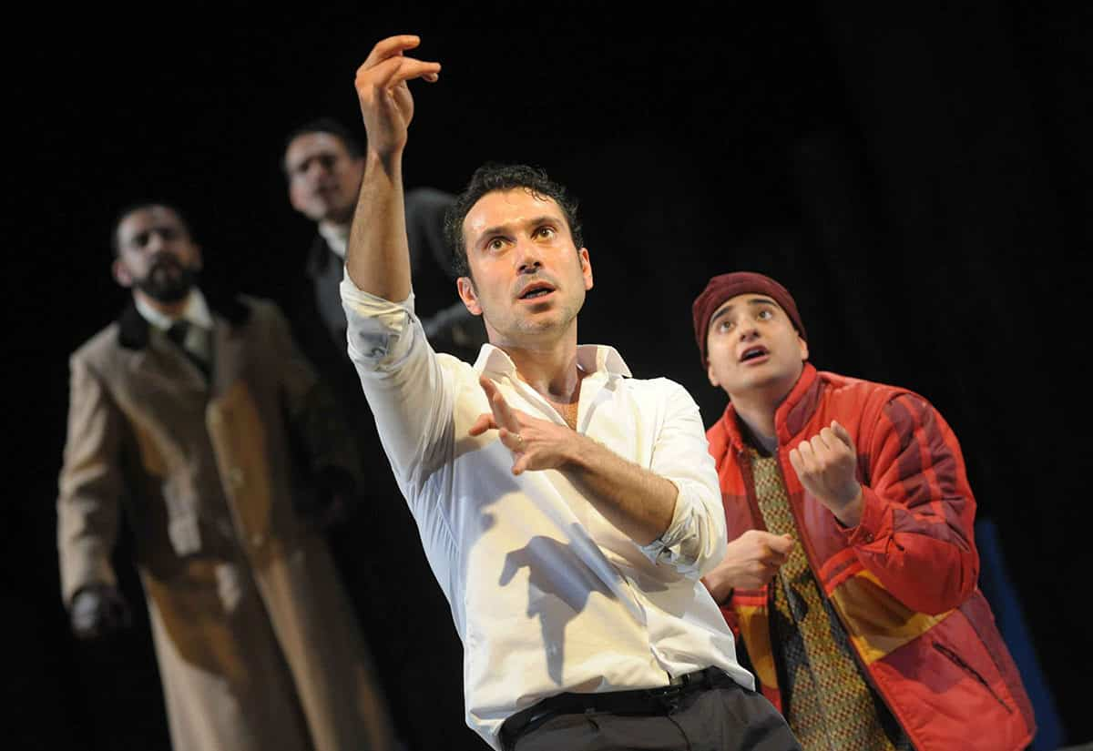 Book tickets for The Kite Runner at Wyndham's Theatre