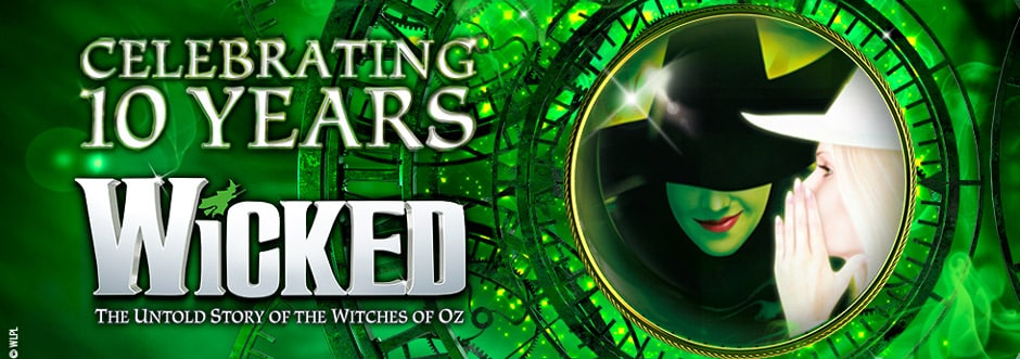 Wicked 10th Birthday