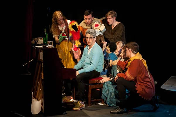 Book tickets for Musical Of the Year at Lost Theatre