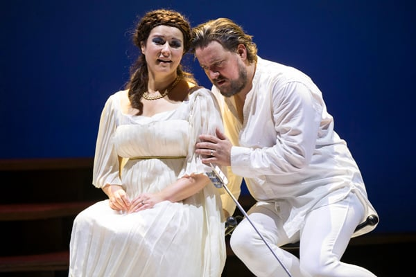 Book tickets for English Touring Opera's Ulysses' Homecomings