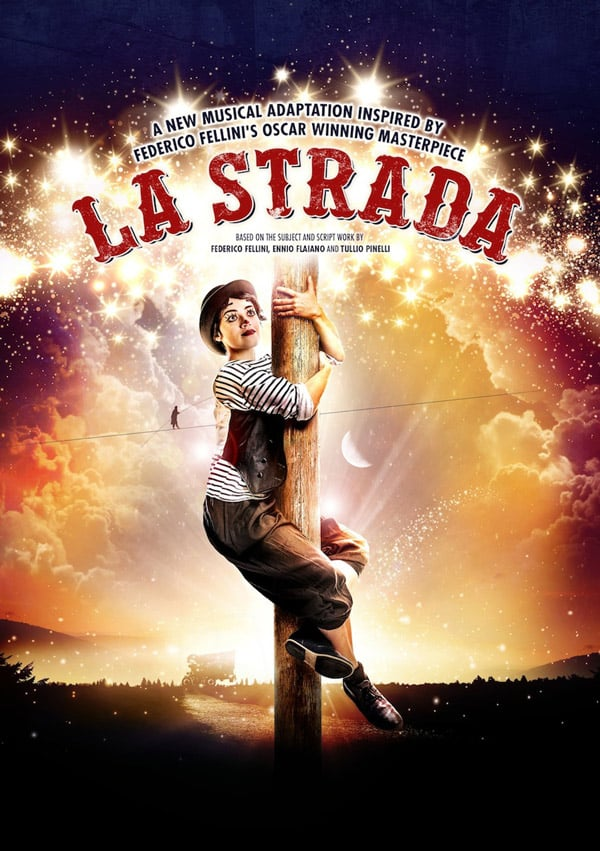 La Strada The Musical Uk Tour