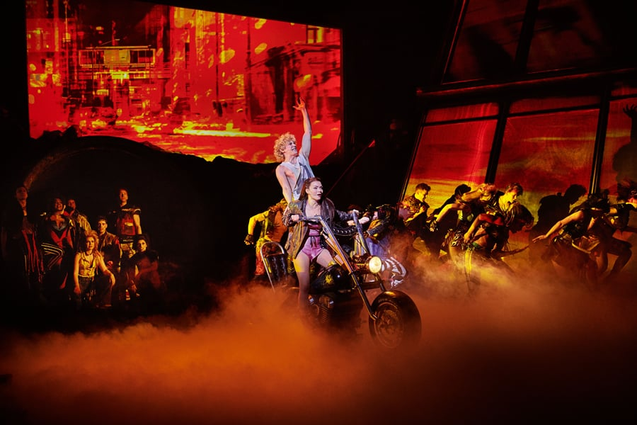 Bat Out Of Hell UK Tour