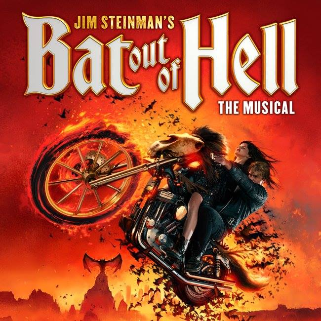 Bat Out Of Hell The Musical UK Tour 2020