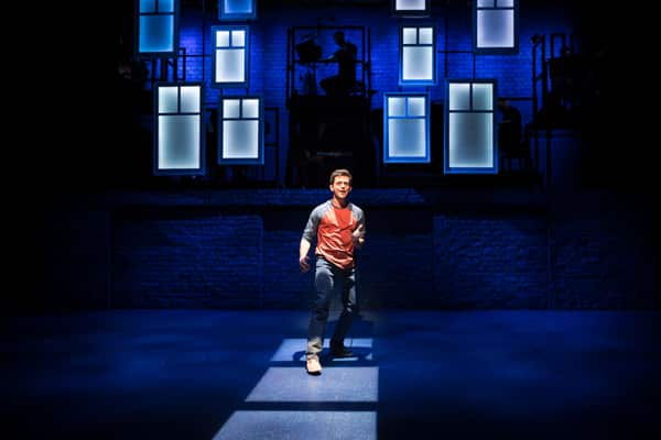 Book tickets for The Last Five Years at St James Theatre