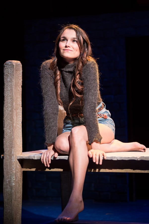 Book tickets for The Last Five Years with Samantha Barks