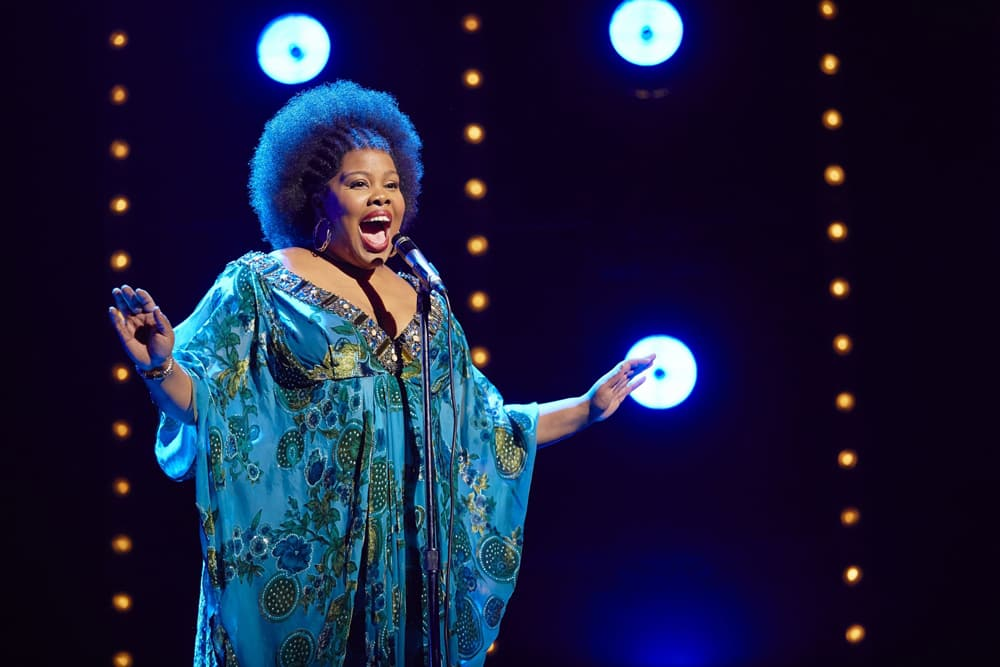 Book now for Dreamgirls starring Amber Riley