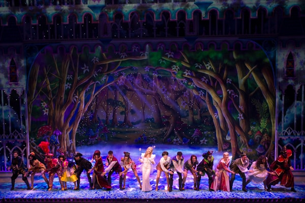 Book tickets for Cinderella at the London Palladium