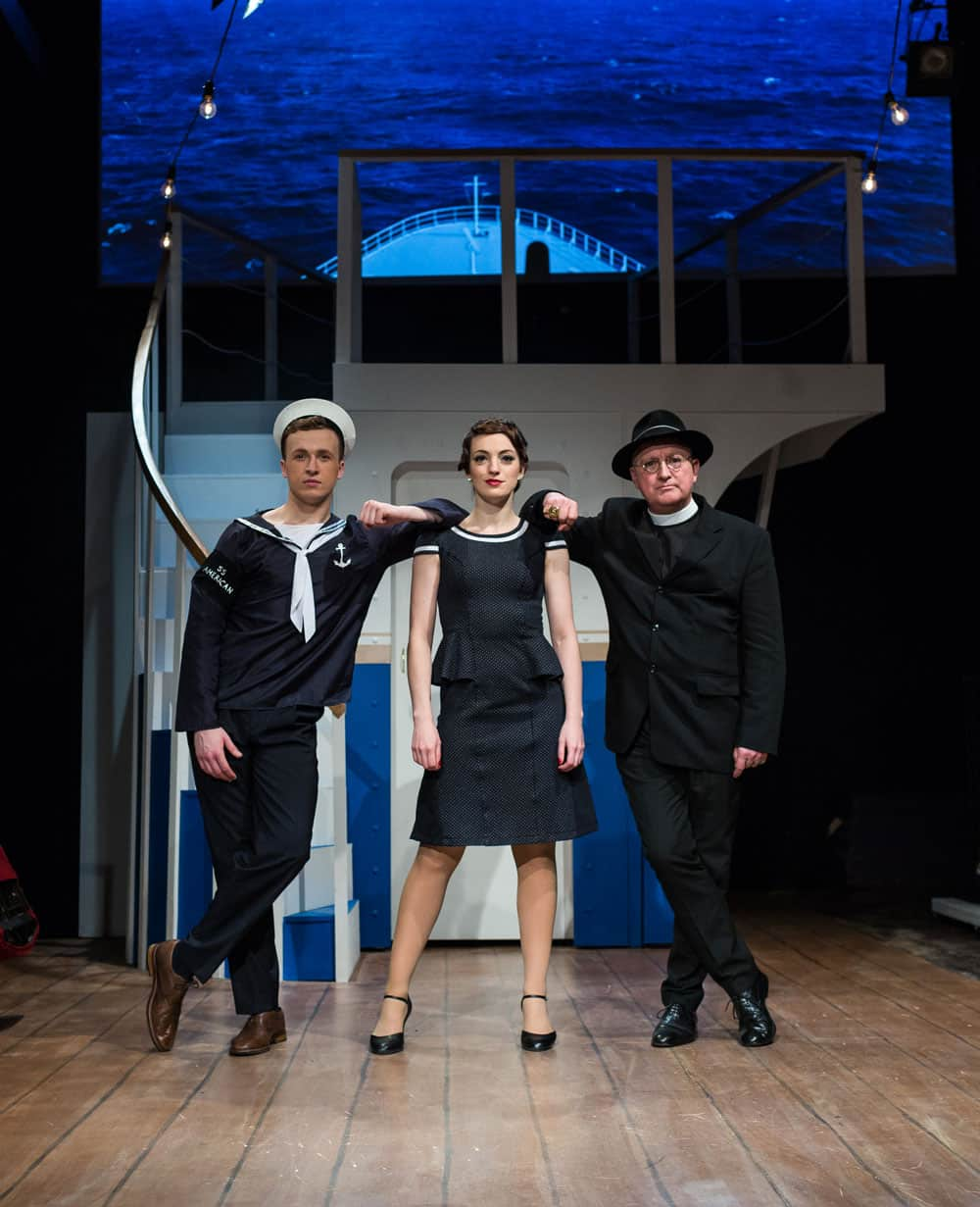Book tickets for Anything Goes at Above The Gatehouse