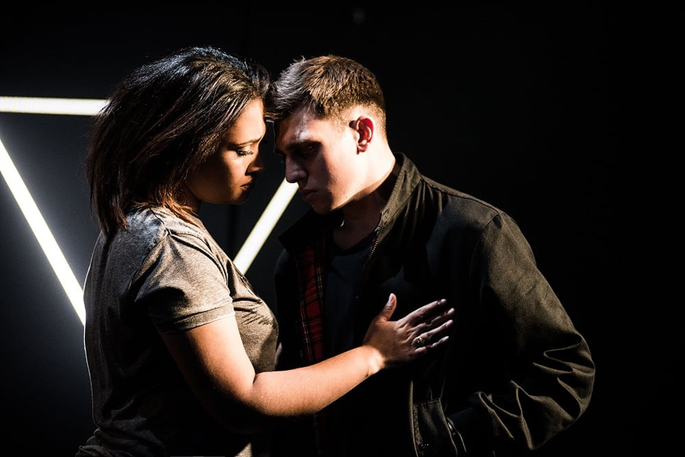 Book tickets for Muted at the Bunker Theatre