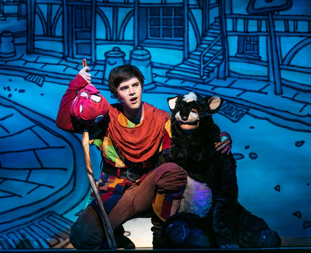 Book tickets for Dick Whittington at New Wimbledon Theatre