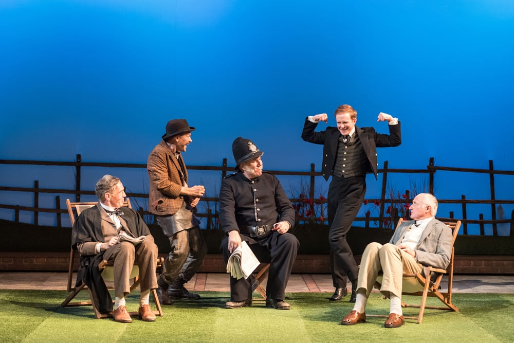 Book tickets for Love's Labour's Lost at the Theatre Royal Haymarket