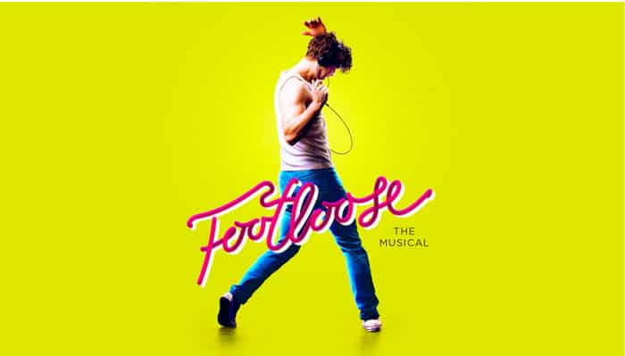 Footloose musical UK Tour