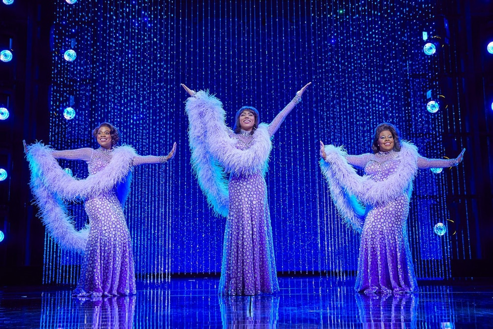 Book tickets for Amber Riley In Dreamgirls