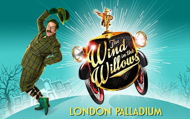Book tickets for The Wind In The Willows