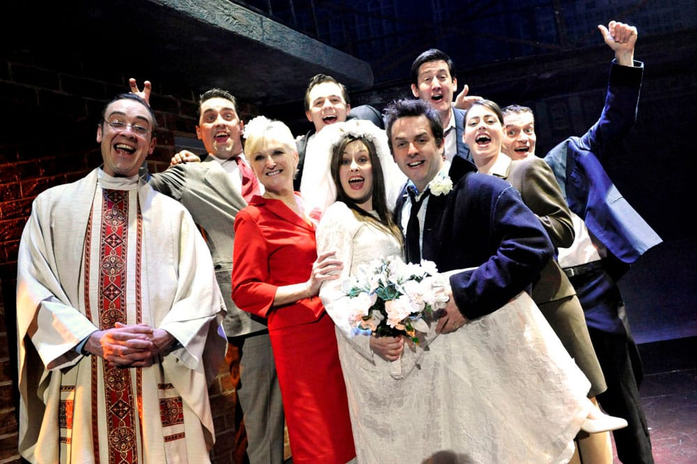 Book tickets for the Blood Brothers UK Tour