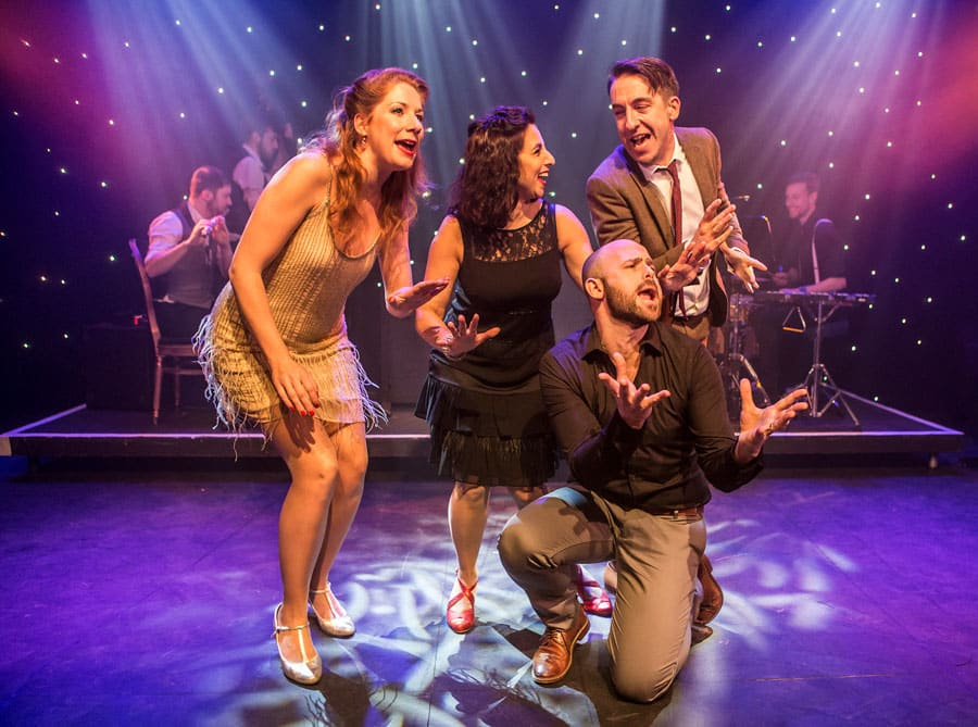 Book tickets to That's Jewish Entertainment at Above The Gatehouse Theatre