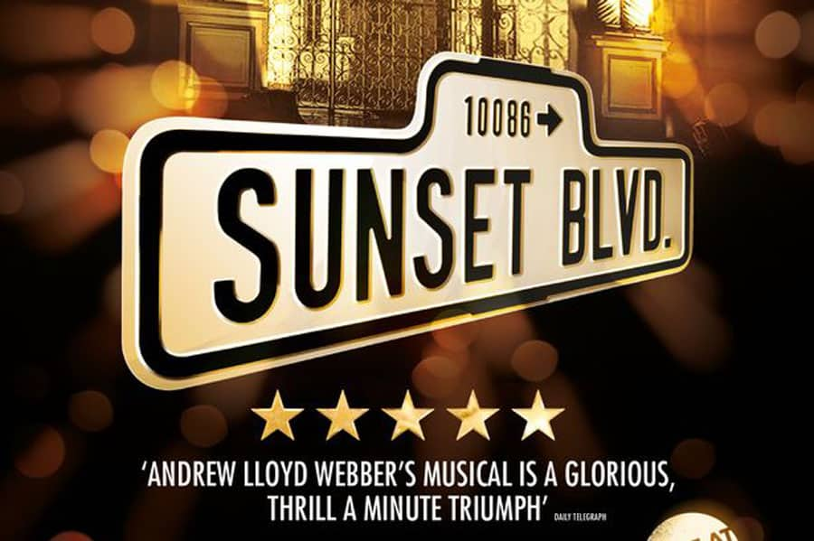 Sunset Boulevard UK and Ireland Tour