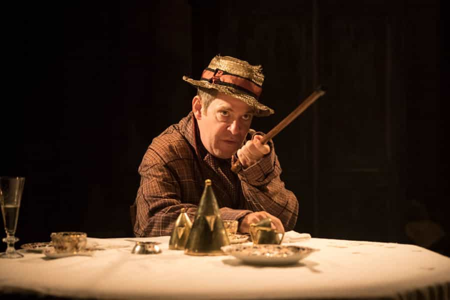 Book now for Travesties at the Apollo Theatre