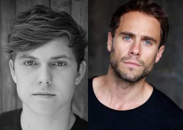 Oliver Coopersmith and Jay Taylor to star in 46 Beacon. Book Tickets