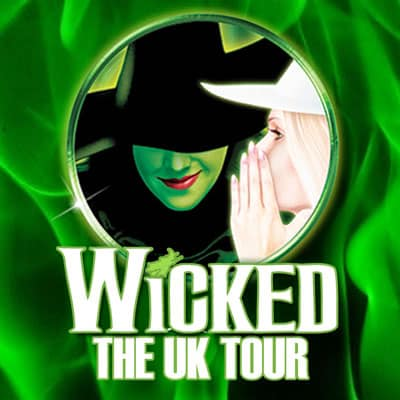 Wicked uk tour - Bristol hippodrome box office opening hours ...