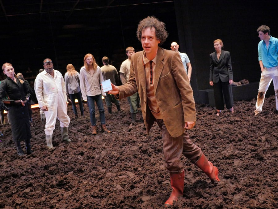 A Midsummer Night's Dream at the Young Vic