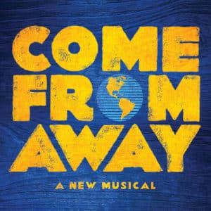 Review of Come From Away Cast Album