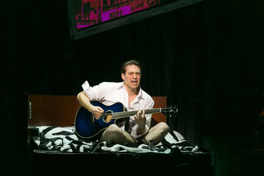 Book tickets for The Wedding Singer UK Tour