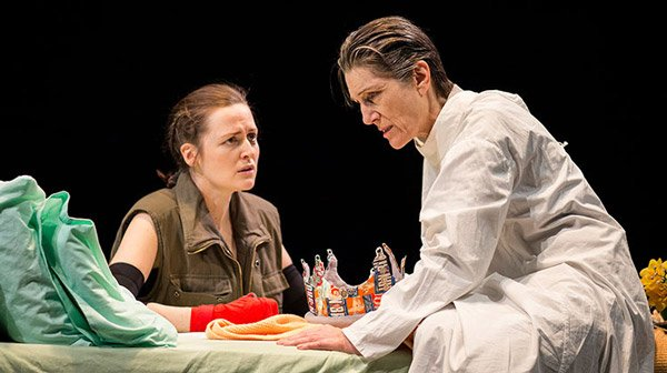 Brutus and Other Heroines Harriet Walter